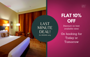 Last Minute Deal Room only