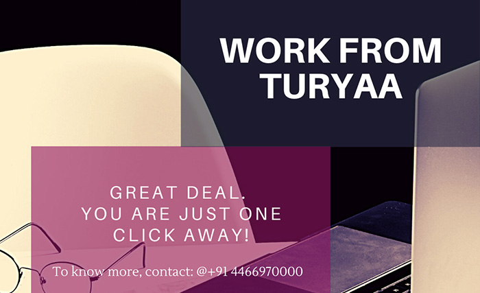 Work From Turyaa